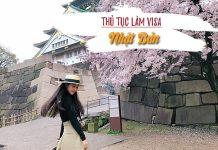 Chi phí làm visa đi du lịch Nhật Bản