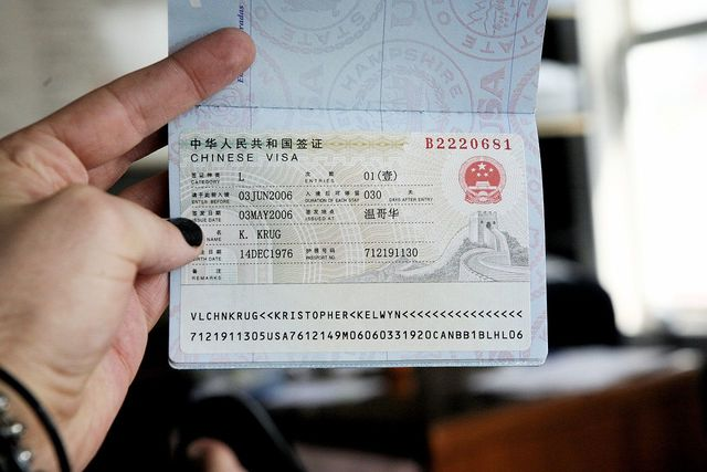 Giới thiệu về các loại visa Trung Quốc và những chú ý khi du lịch tại đây!