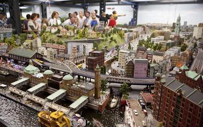 Thành phố thu nhỏ Miniatur Wunderland