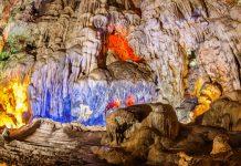 Hang Đầu Gỗ du lịch Vịnh Hạ Long